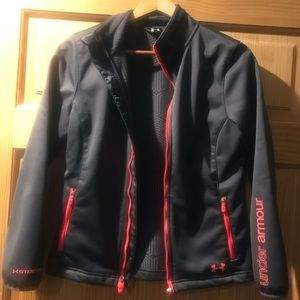 Under Armour Girl's Size XL Coldgear Infra Jacket